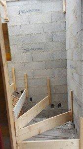 11 prepa escalier